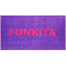 Funkita Towel Towel Women purple